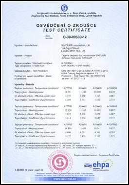 Osvedceni o zkousce O-30-00690-12