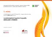 Infotherma 2014 - diplom 1.miesto