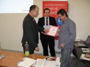 Předávání certifikátů